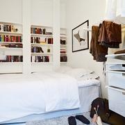 新彩装饰简约两居欣赏卧室