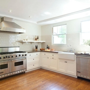 简约家装风格欣赏厨房图片