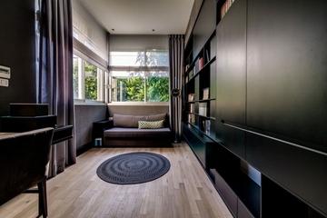 年轻人的时尚住宅欣赏卫生间设计