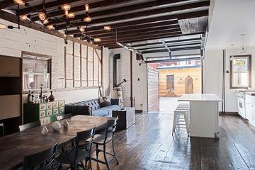简约住宅效果图餐厅效果图设计