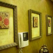 卧室挂画背景墙