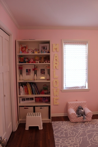简约风格住宅套图欣赏儿童房设计