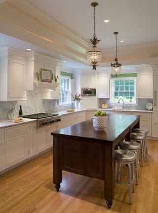 117平美式复式住宅欣赏
