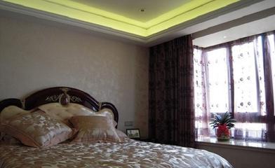 混搭风格住宅效果欣赏卧室