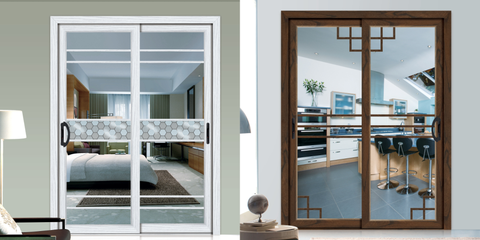 铝合金门窗玻璃的选购技巧