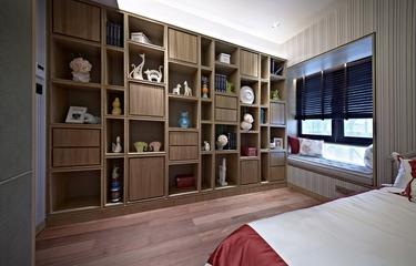 精美样板间设计欣赏卧室局部