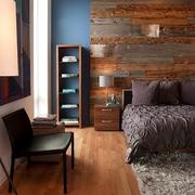 后现代材料利用住宅欣赏卧室