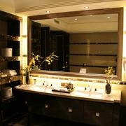 新古典装饰套图洗手台全景