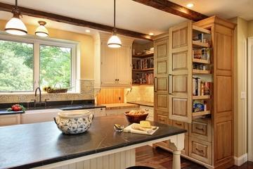 简约装饰风格效果图赏析厨房效果