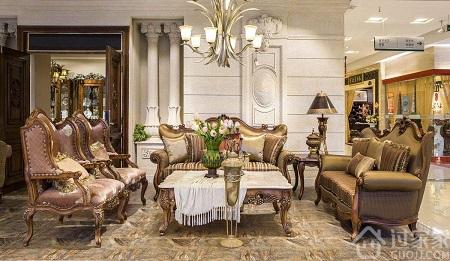 打造贵族格调,只有欧式沙发能做到!