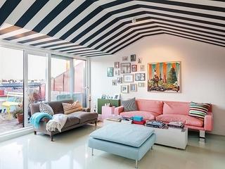 现代手法打造混搭住宅欣赏