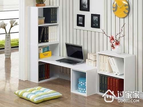 如何选购书柜书桌组合家具