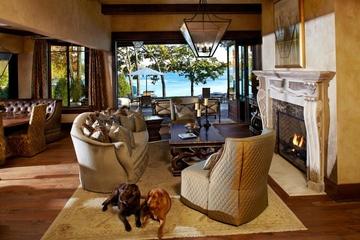 法式住宅套图欣赏客厅