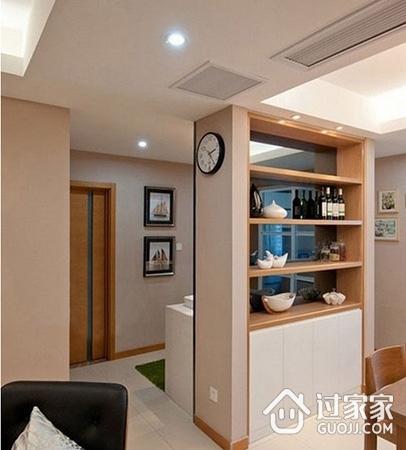 家居装修巧妙隔断设计 总有一款适合你