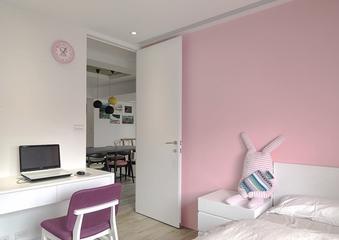 99平现代三居室欣赏儿童房设计