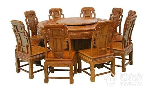 圆桌的选购 圆桌的尺寸