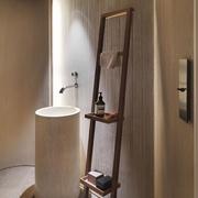 简约恬静复式楼欣赏洗手间设计