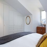 宜家风格装饰住宅效果图卧室效果图