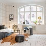 44平舒适现代一居室欣赏