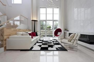 248平白色现代别墅欣赏