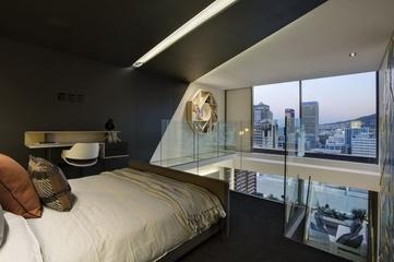 现代时尚复式住宅欣赏卧室设计