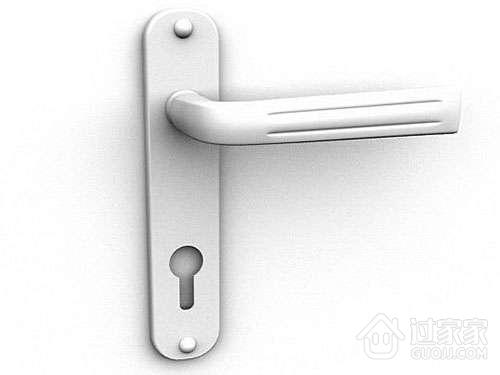 卫生间门把手重要性与选择方法