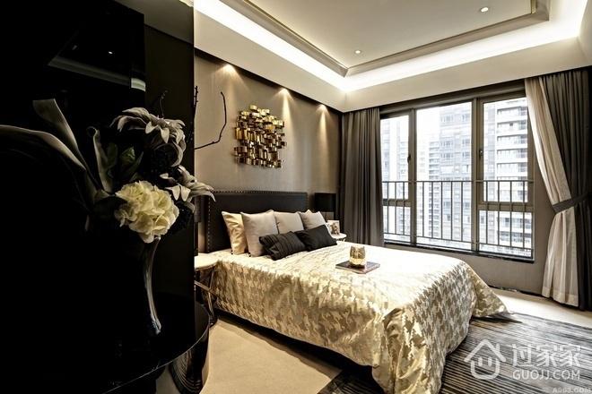 新古典样板间设计欣赏卧室陈设