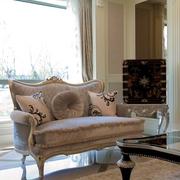 欧式风格样板间家具