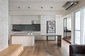 简约设计小户型效果图厨房