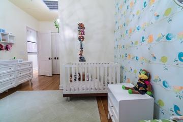 简约温馨设计效果图儿童房