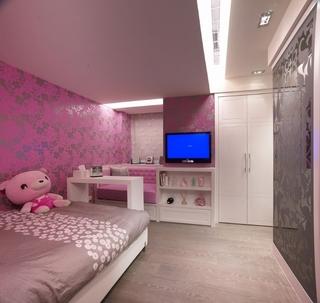 简约品质生活空间欣赏儿童房设计