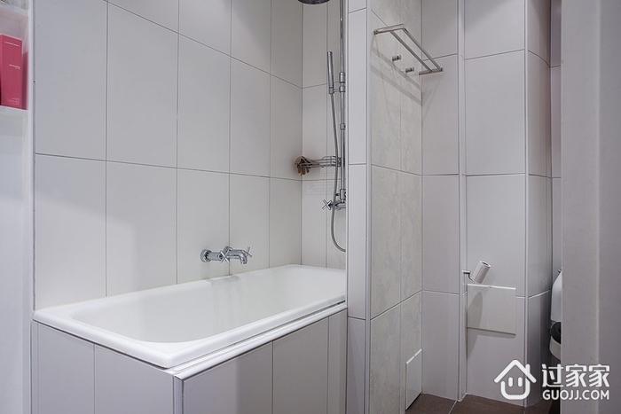宜家住宅设计效果图卫生间