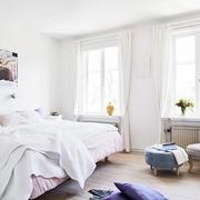 83平温馨三口之家欣赏卧室