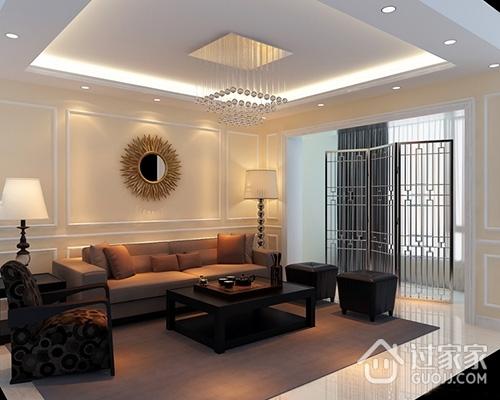 最实用的家装天花板吊顶颜色搭配技巧