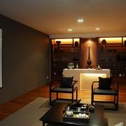新中式风格客厅沙发