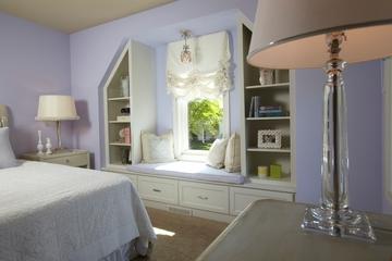 美式古典别墅装饰套图儿童房