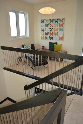 法式别墅设计装饰赏析楼梯