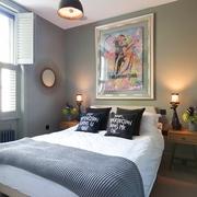 欧式复式住宅设计卧室