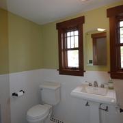 美式别墅设计效果图卫生间效果