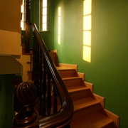 泰式东南亚楼梯