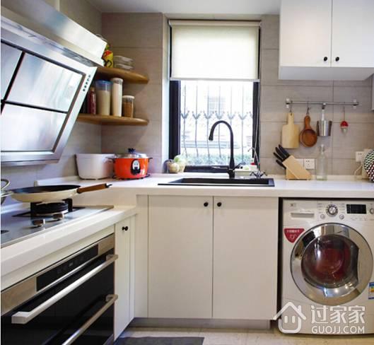 洗衣机是放卫生间、厨房,还是阳台?看完就明白了!