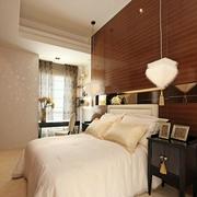 东南亚装修卧室背景墙
