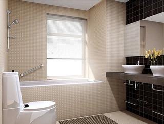卫生间窗户尺寸大小及安装高度