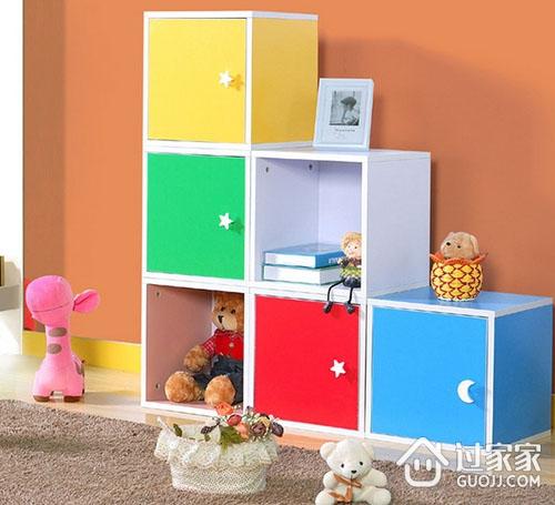 儿童储物柜选购 儿童储物柜价格