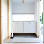 白色日式风格两居欣赏厨房