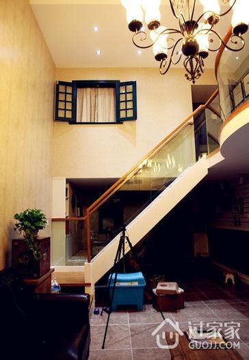 50平简约温馨loft设计