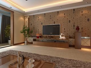 77平新中式住宅欣赏