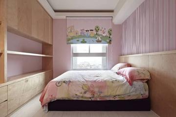 104平质感现代住宅欣赏卧室