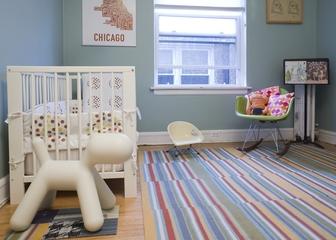 宜家风格套图欣赏儿童房