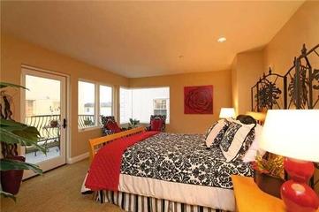 北欧风格效果图欣赏卧室